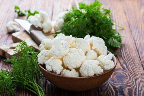Blomkål- och ostnuggets är enkla att göra