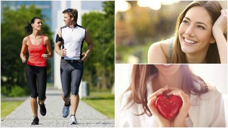 8 anledningar till att du bör börja träna