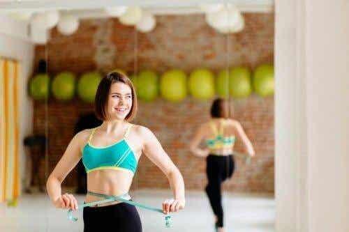 9 saker du kan göra för att återfå idealvikten