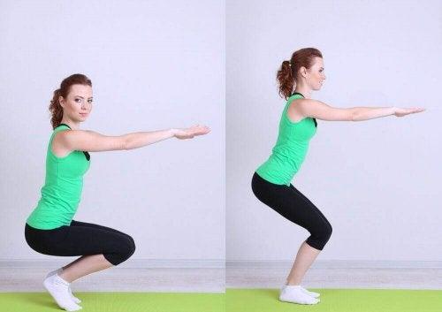 ditt skelett övning