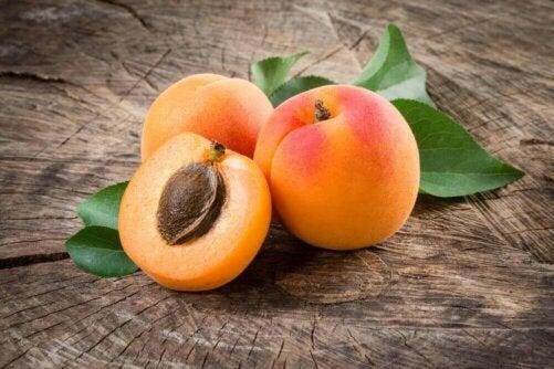 torkade aprikoser förstoppning
