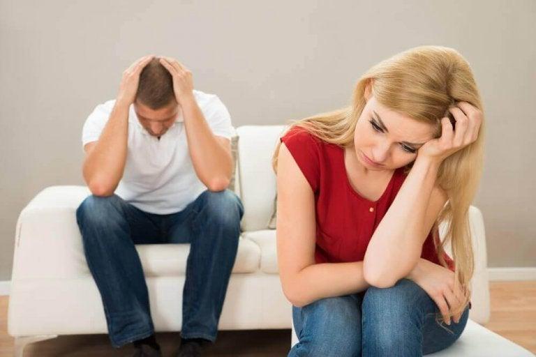 5 saker som försämrar förhållandet