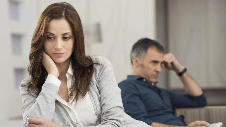 Kommunikationsproblem i förhållandet