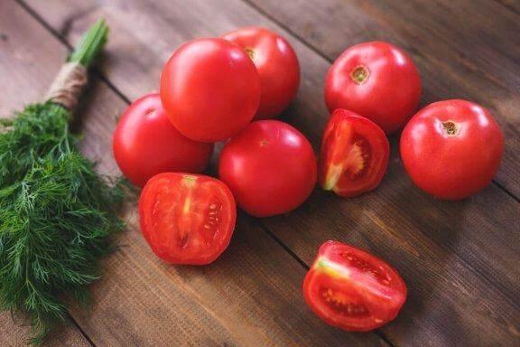 fyllda tomater tomater