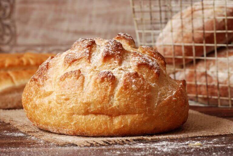 Färdigt bröd