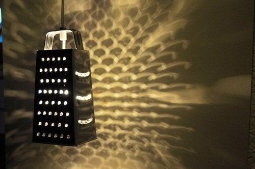 Rivjärn kan bli fina gör-det-själv-lampor