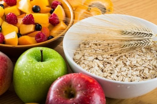 Ät en balanserad kost för att sänka triglyceridnivåerna