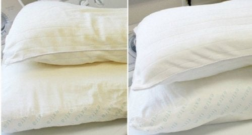 Fyra sätt att tvätta och desinficera dina kuddar
