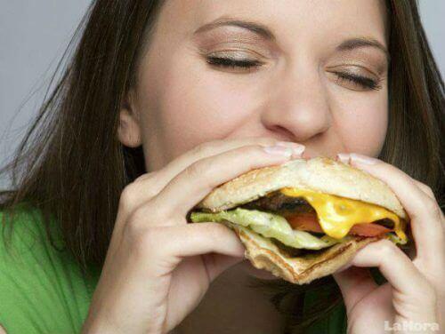 Var noga med vad du äter