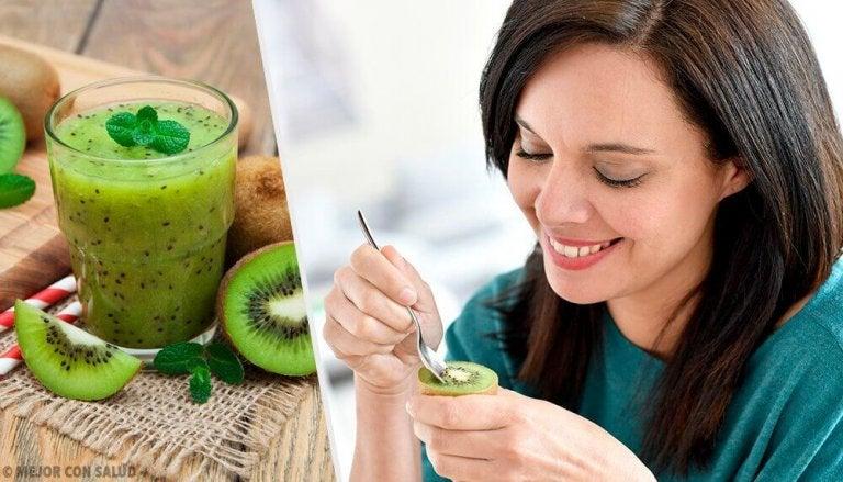 8 fördelar med kiwi som du bör känna till