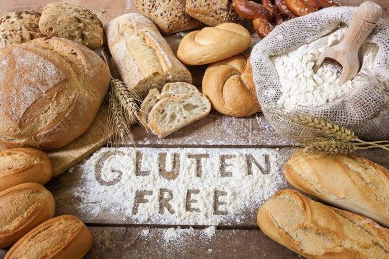 Glutenfria recept med kolhydrater för personer med celiaki
