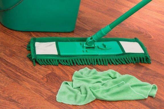 Prova denna naturliga golvtvätt med citrus