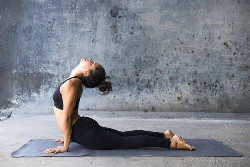 ofta träna yoga