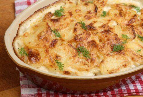 potatisgratäng klar