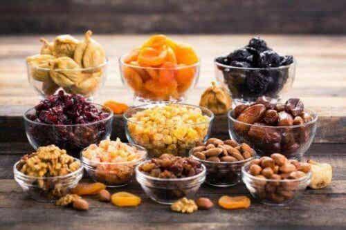 Fyra recept med nötter som du måste testa