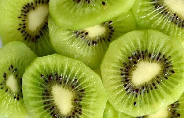 Kiwi för att bekämpa anemi