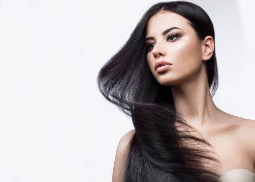 Du kan stärka tunt hår