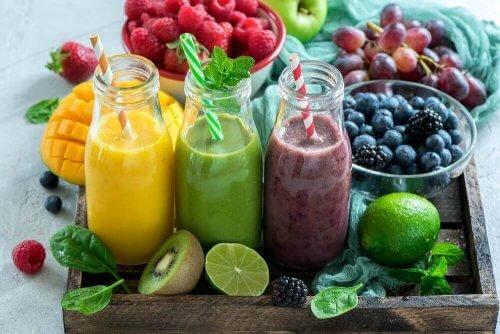 Tre sätt att göra veganska smoothies