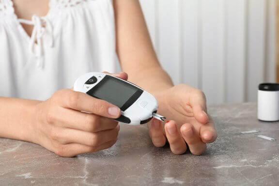 Kontrollera typ 2-diabetes naturligt