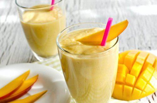 Ät färsk mango mot förstoppning