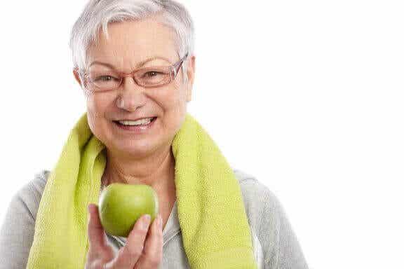 Viktuppgång med åldern: förebygg det med kosten