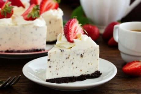 Tillaga en oreocheesecake utan ugn