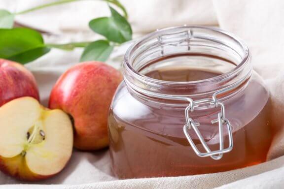 Äppelcidervinäger mot bihåleinflammation