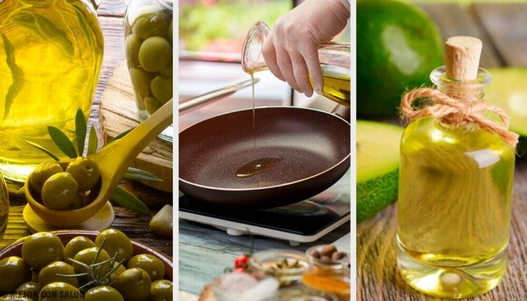 Vilken olja är hälsosammast att fritera i?