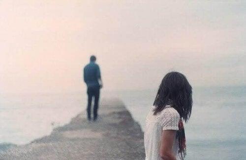 När din partner vill göra slut men inte du