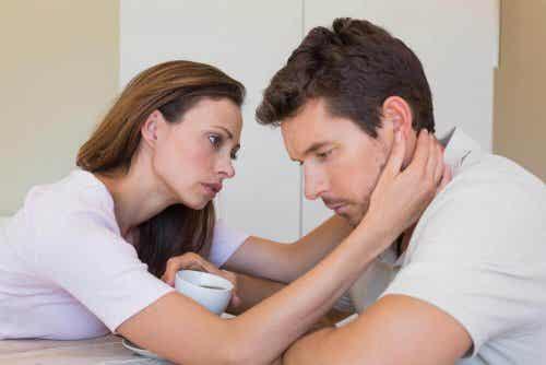 Hur kan du motivera din partner som inte vill arbeta?