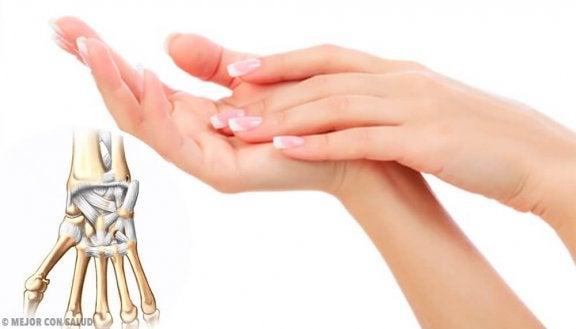 Ingefära och gurkmeja för smärtlindring för lederna