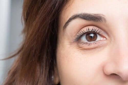 svullet ögonlock tips