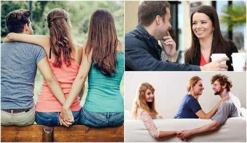 Att veta om någon som är i ett förhållande tycker om dig
