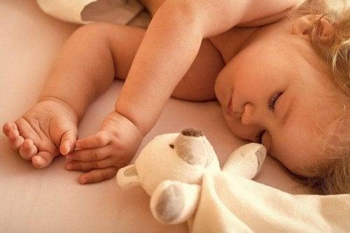 vaggvisorna bebis
