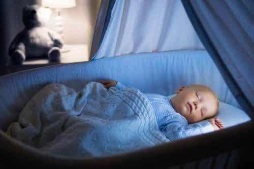 De 7 bästa vaggvisorna för bebisar