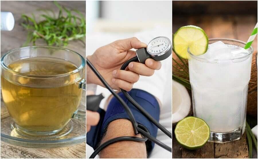 5 naturmediciner för att kontrollera ditt blodtryck
