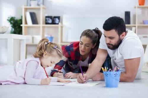 Hjälp dina barn med läxorna