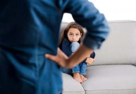 Hota aldrig ditt barn