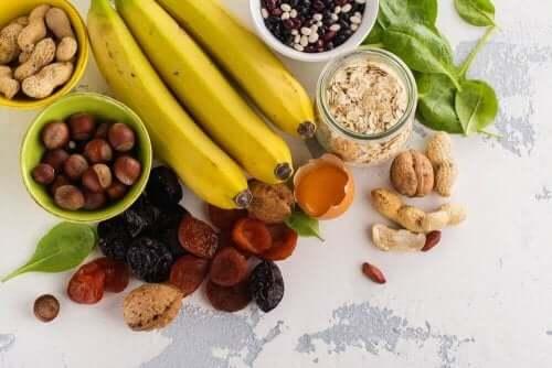Frukt och grönsaker för lungorna