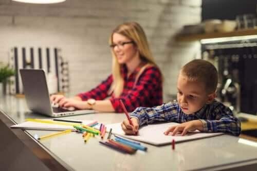 Effekten av dyslexi hos barn och vad man kan göra