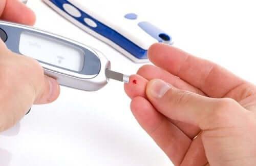 Diabetes är en kronisk sjukdom