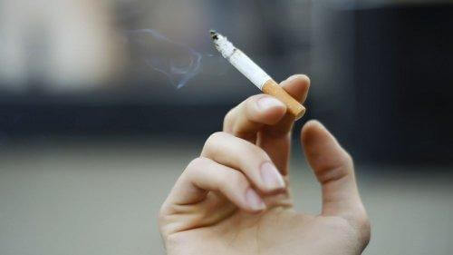 Rökning kan förvärra gastrit.