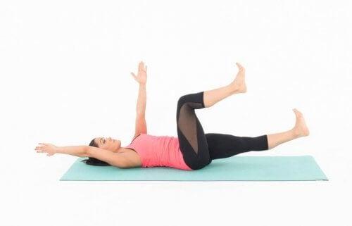 Träna magmuskler enkelt