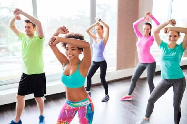 Zumba: Det roliga sättet att gå ner i vikt nu