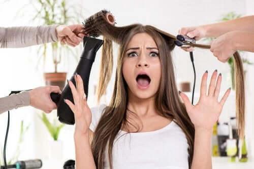 Sju behandlingar för torrt hår som gör det friskare