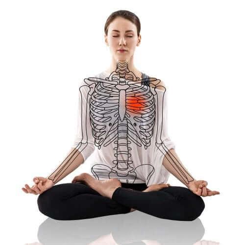 Yoga kan hjälpa med att kontrollera högt blodtryck