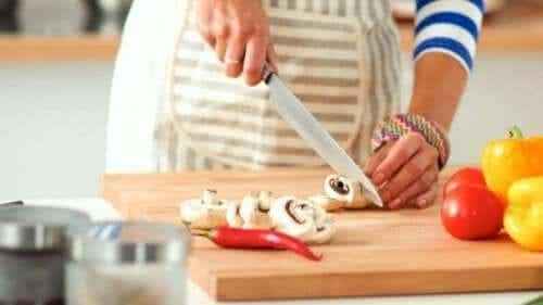 Fördelarna med att äta svamp i den dagliga kosten