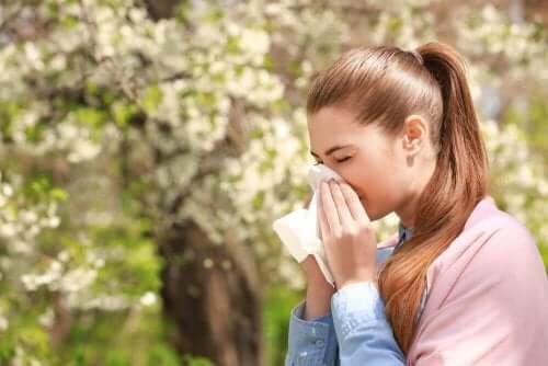 Tre medicinalhuskurer mot allergier