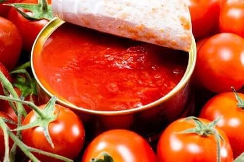 lasagne utan pasta tomat
