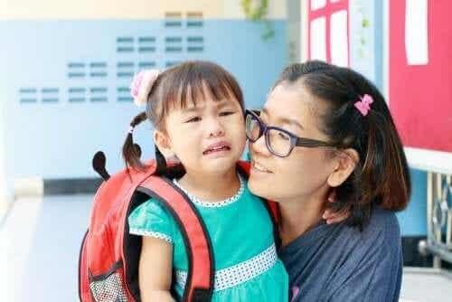 Första skoldagen: sju misstag många föräldrar gör